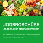 Jodbroschüre - Jodgehalt in Nahrungsmittel